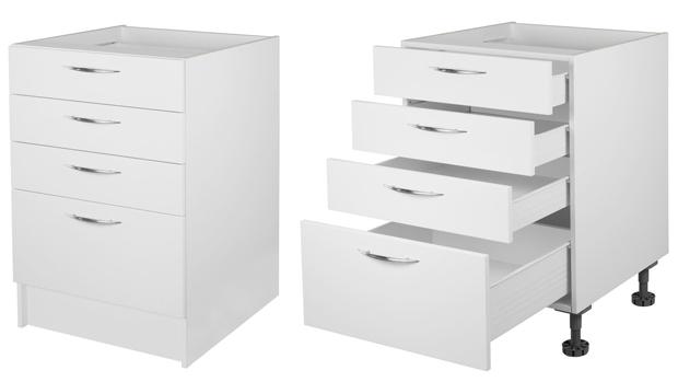 Cabjaks' drawer base