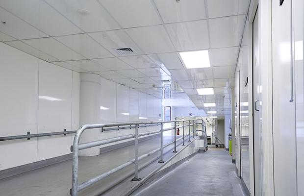 Commercial kitchen ceiling tiles: SKYCITY